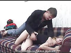 Russian young unladylike profane fucked 7p