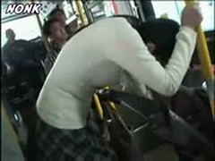 Japanese Mom With Baby Cart Violated In Bus - Rape Fantasy