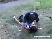 park rape