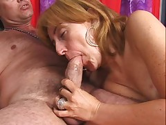Moms Sucking a Rough beamy uninspiring load of shit