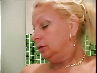 Mature mom incest at home