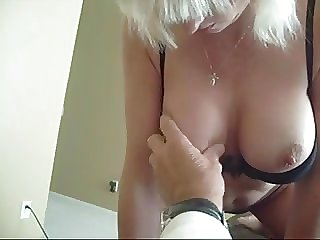Mother allowed to fuck herself