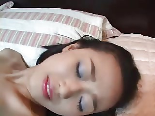 Korean lady is ready to fuck