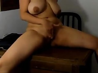 masturbated on cam