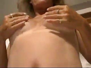 Sexy Milf Ass Panties
