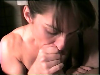 mom sucking