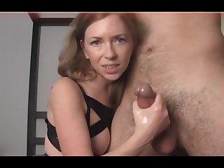 Beautiful cuckolding wife sex