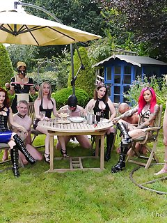 <!–-IMAGE_COUNT-–> of The Mansion's Summer Garden Party Pt1