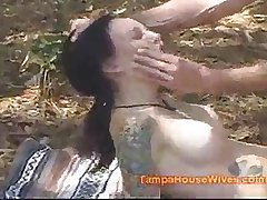 Milf Housewife Grabbed up and Taken