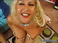 this slut got fucked mature segment 1