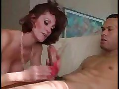 Red Lingerie Mature Gets Fucked Hard By RB